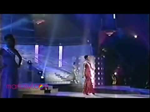 Miss Nicaragua en Miss Universo: Traje de Noche