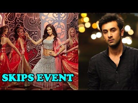 Ranbir Kapoor skips Katrina Kaif's Wax Statue unveiling ceremony - Bollywood News