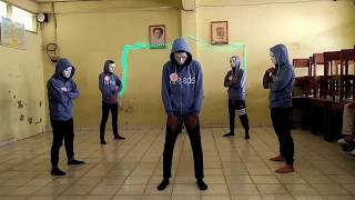 Dance simple untuk ujian praktek