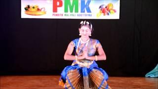 Dance by Namitha Satheesh    PMK Easter Vishu Program 2017