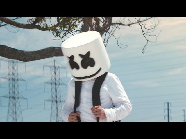 Marshmello - Alone Official Music Video