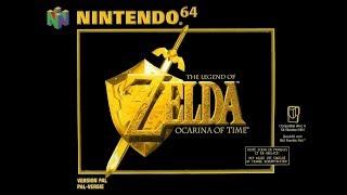 Zelda Ocarina of time Épisode 1 le commencement