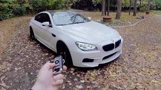What It's Like To Drive A '16 BMW M6 Gran Coupe | POV Drive!