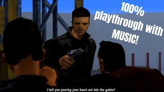 Grand Theft Auto III 100% (NO SKIP & NO GLITCH)