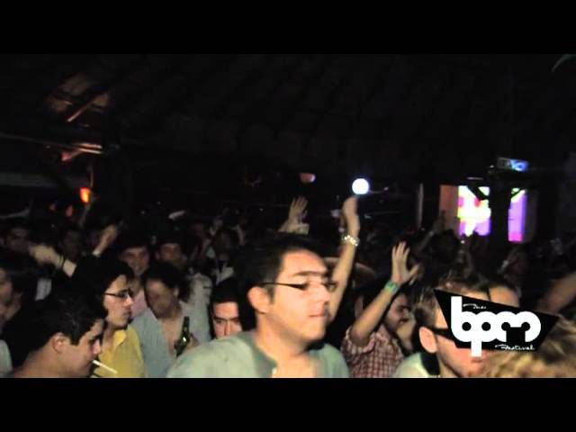 The BPM Festival 2012 - Day 2 - Luca Bacchetti - Blue Parrot