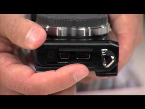 Exclusive! Sony Alpha NEX-7 Unboxing