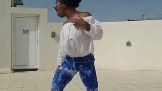 Olamide-wo dance challenge by Emmamove