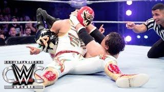 Gran Metalik vs. Tajiri – Zweitrundenmatch: Cruiserweight Classic, 10. August 2016