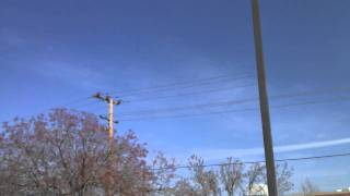 AIRPLANES DUMPING TOXIC CHEMICALS OVER CA 1-10-12