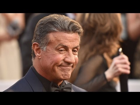 Sylvester Stallone Reacts to His Oscars Loss