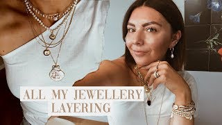 Jewellery collection & Layering