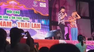 HÀI Chí Tài - Quách Ngọc Tuyên - Hoàng Mèo Mới Nhất ( Hội Chợ Việt - Thái 2019 Tp Sóc Trăng)