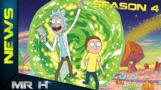 Rick and Morty Season 4 Release Date UPDATE