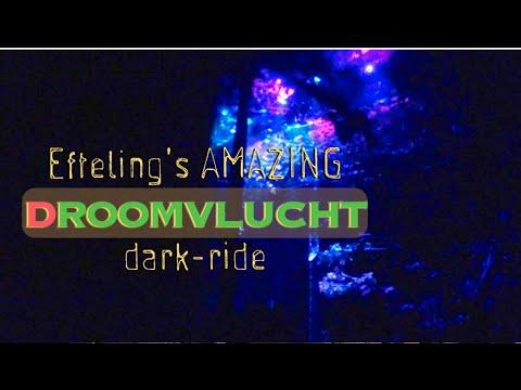 Droomvlucht (AMAZING dark-ride in Holland)