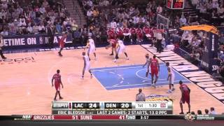 2010-11 NBA Offense Smack Down: Lakers Triangle vs. Clippers... uh, offense