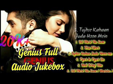 Full Album: Genius Jukebox | Genius Full Audio Jukebox | Genius Movie All Songs