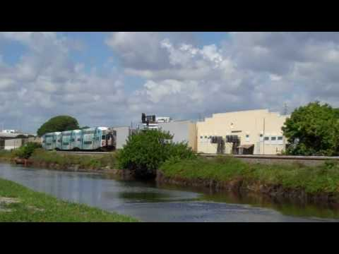 West Palm Beach Area Railfanning 8-6-2010