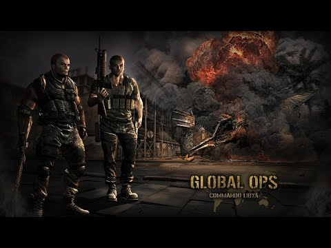 Global Ops: Commando Libya (PC (HD)