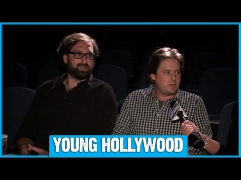 Tim & Eric Give Most Awkward Interview Ever at BILLION DOLLAR Screening