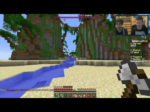 CROSS CONTROL HUNGER GAMES WITH BAJAN CANADIAN AND VIKKSTAR123!