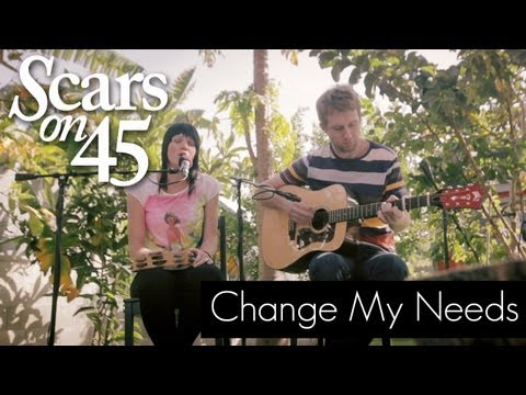 "Scars on 45 perform ""Change My Needs"" from their self-titled debut album in an live acoustic session on The Warner Sound. Burn The House Down: http://youtu.be/ThGqA_j1RXA Breakdown: http://youtu.b..."