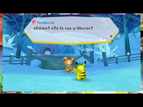 PokéPark Wii - La gran aventura de Pikachu Capítulo 3 (En Vivo)