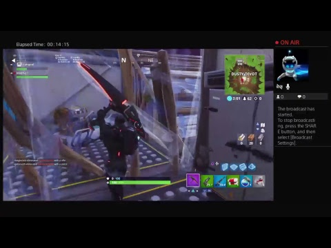 Fortnite game play / theGn0m3_Army