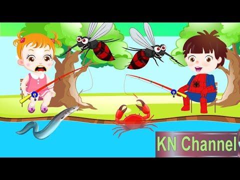 Hoạt hình KN Channel BÉ NA BẮT CON MUỖI VÀ CON RẮN NƯỚC ???  Hoạt hình Việt Nam | GIÁO DỤC MẦM NON
