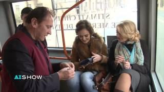 Provocare AISHOW: Oleg Cernei - taxator de troleibuz
