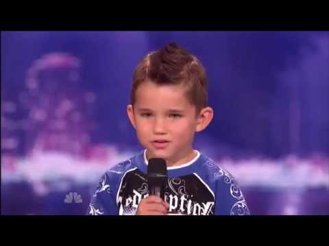 Amazing Young Hip Hop Dancer - 6 Years Old Talented Edward Tanner video