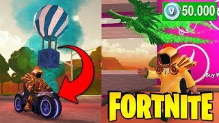 50.000.000 ROBUX! + MYSTERY SKIN! (Roblox Fortnite Tycoon)