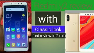 Fast review of redmi y2