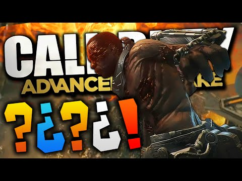 Advanced Warfare: ZOMBIES Gameplay!