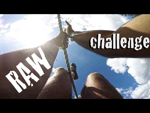 Raw Challenge 2016 | Gold Coast - Numinbah | Full Course POV | 15th October 2016