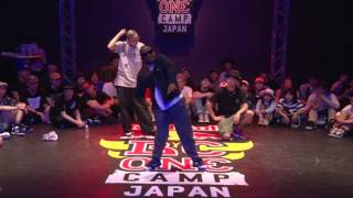 Franqey(FRA), Acky(JPN) ,Poppin J(KOR) Judge Session | Red Bull BC One Camp Japan 2017