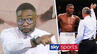 Spencer Fearon makes PASSIONATE rant on what Anthony Joshua needs to do for the Ruiz rematch | T2T