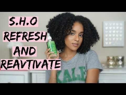 S.H.O Refresh and Ractivate Review and Demo
