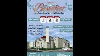 Benefiet Moskee Ibrahim Maassluis   DAG 1
