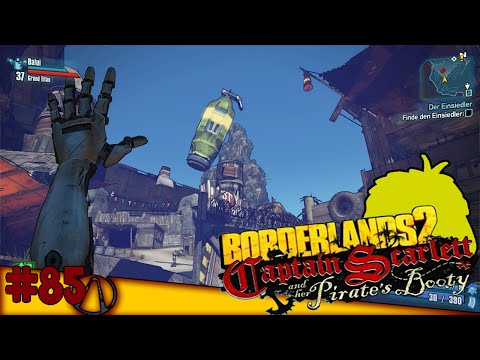 Doppelte Action - Borderlands 2 #85 (Captain Scarlett DLC) mit Balui | Earliboy