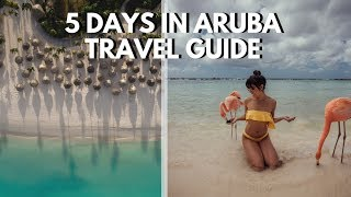20 Things to Do in ARUBA  (COMPREHENSIVE ARUBA TRAVEL GUIDE)