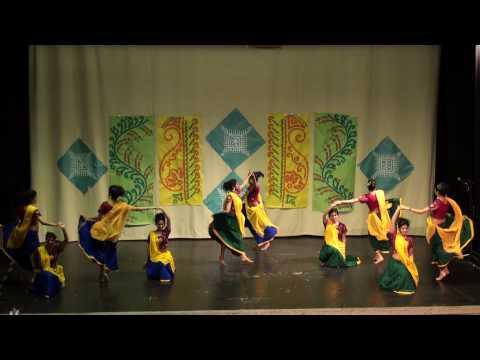 Gunji Angna Mein Dance - Shruthilayam 2010