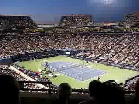 Nadal vs. Andreev - July 24, 2008 [During 2nd Set]