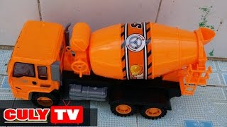 washing tank truck kid car toy