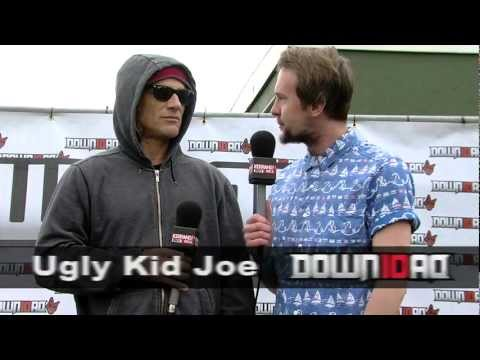 Kerrang! Radio: Matt Stocks Interviews Ugly Kid Joe at Download 2012