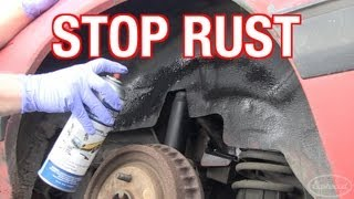 How To Remove Rust: Treating & Preventing Rust on R&D Corner from Eastwood