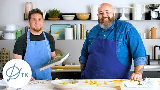 How to Make Tortelloni with Evan Funke | Dear Test Kitchen