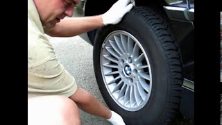 BMW E38 7 series How to diagnose REAR suspension