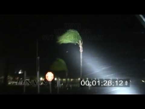 Hurricane Wilma Video - Everglade City, Florida 10/24/2005