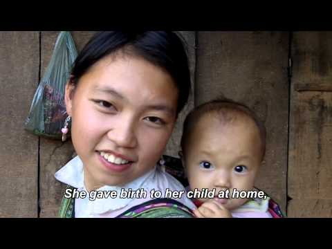 Personal story of a Vietnamese ethnic minority girl - English Version