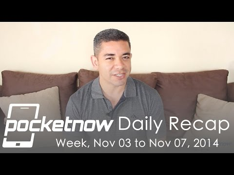 Apple Watch price, Lollipop updates, MS Office mobile comments & more - Pocketnow Daily Recap